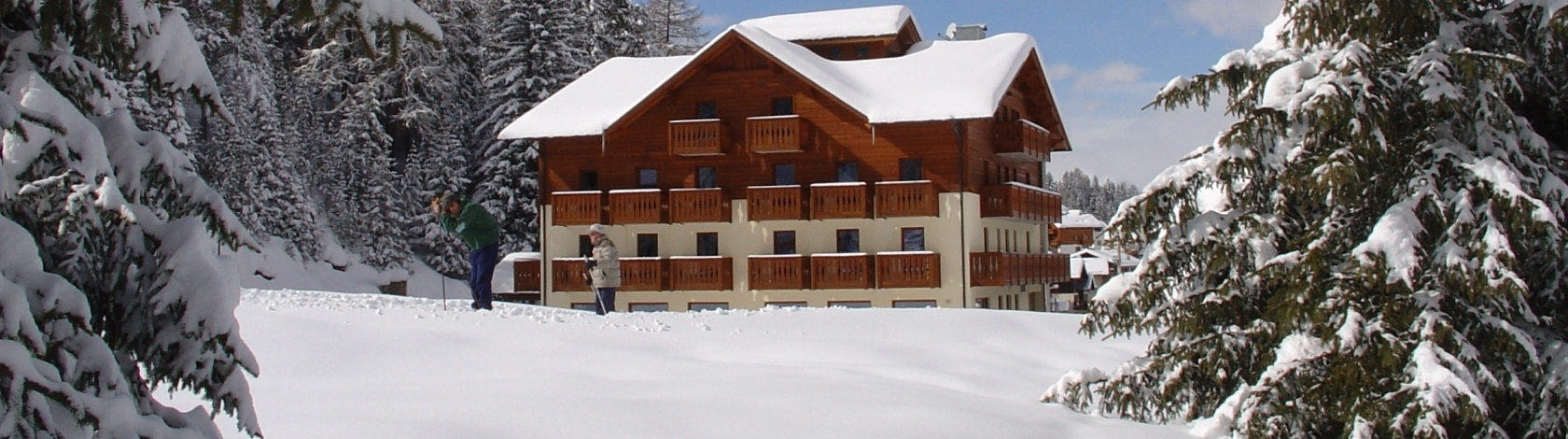 Hotel Cevedale inverno